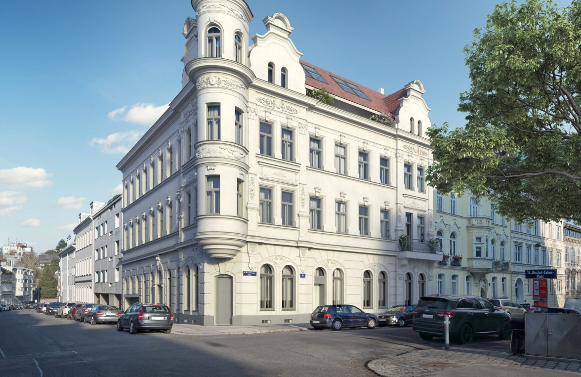 Property in 1180 Wien, 18. Bezirk: Fantastic old-building apartment with charm in the 18th district! - picture 3