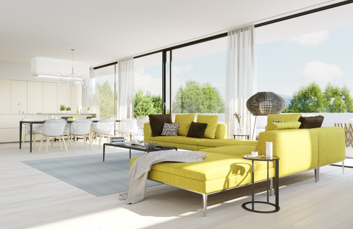 Property in 5020 Salzburg: QUIET, GREEN, LIVELY! Here you purchase living in a class of its own! - picture 1
