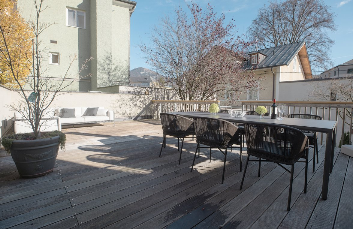 Property in 5020 Salzburg - Nonntal: Home & history in your own old-town house! Living, swimming and enjoying life - picture 6