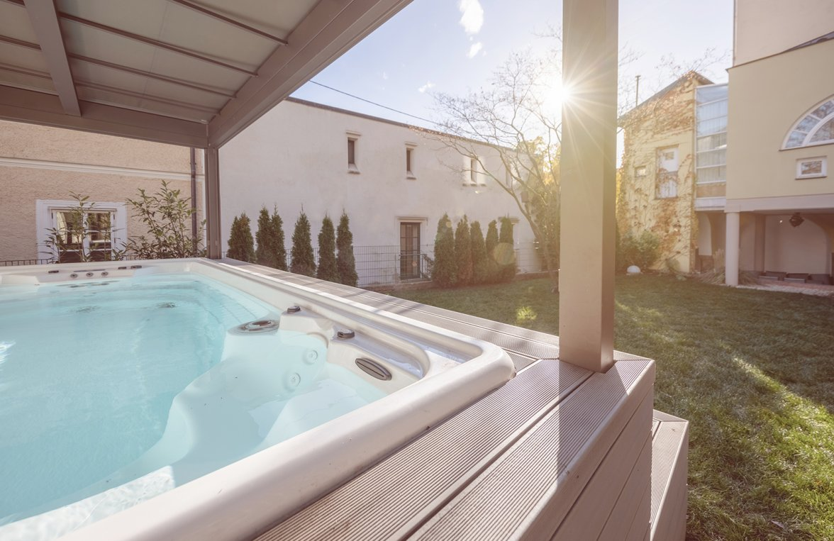 Property in 5020 Salzburg - Nonntal: Home & history in your own old-town house! Living, swimming and enjoying life - picture 4