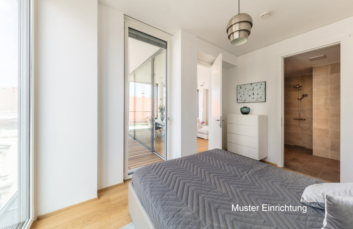 Property in 1030 Wien, 3. Bezirk: LIVING CULTURE OF THE EXTRA CLASS: terrace jewel at its best - picture 2