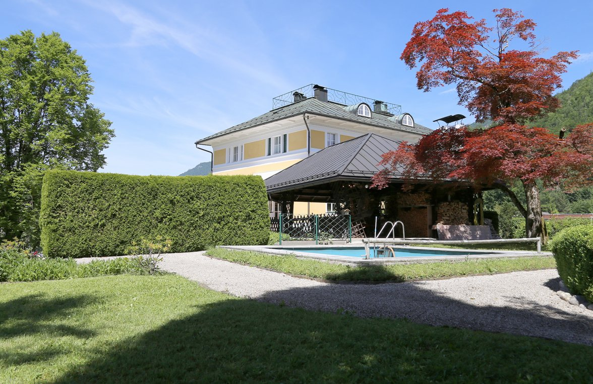 Property in 4820 Bad Ischl: Elegance of the highest class! Fairytale castle in the middle of the imperial city - picture 6