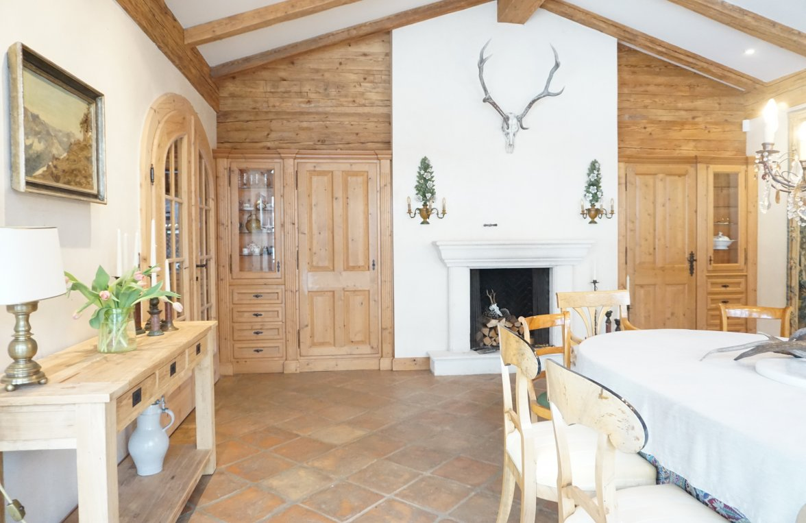 Property in 6373 Jochberg: SKI-IN/SKI- OUT country house with indoor pool and garden - picture 13
