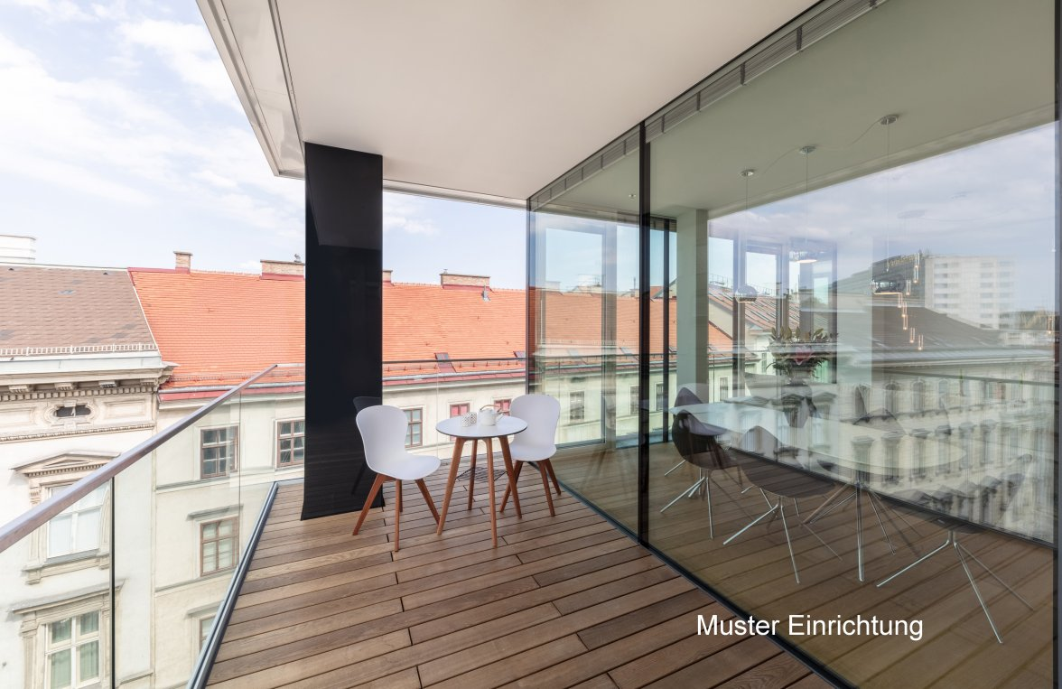 Property in 1030 Wien, 3. Bezirk: LIVING CULTURE OF THE EXTRA CLASS: terrace jewel at its best - picture 3