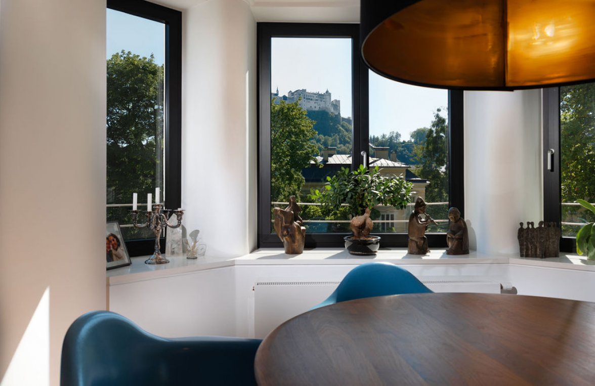 Property in 5020 Salzburg - Altstadt: I like Salzburg! Villa floor with fortress view - picture 3