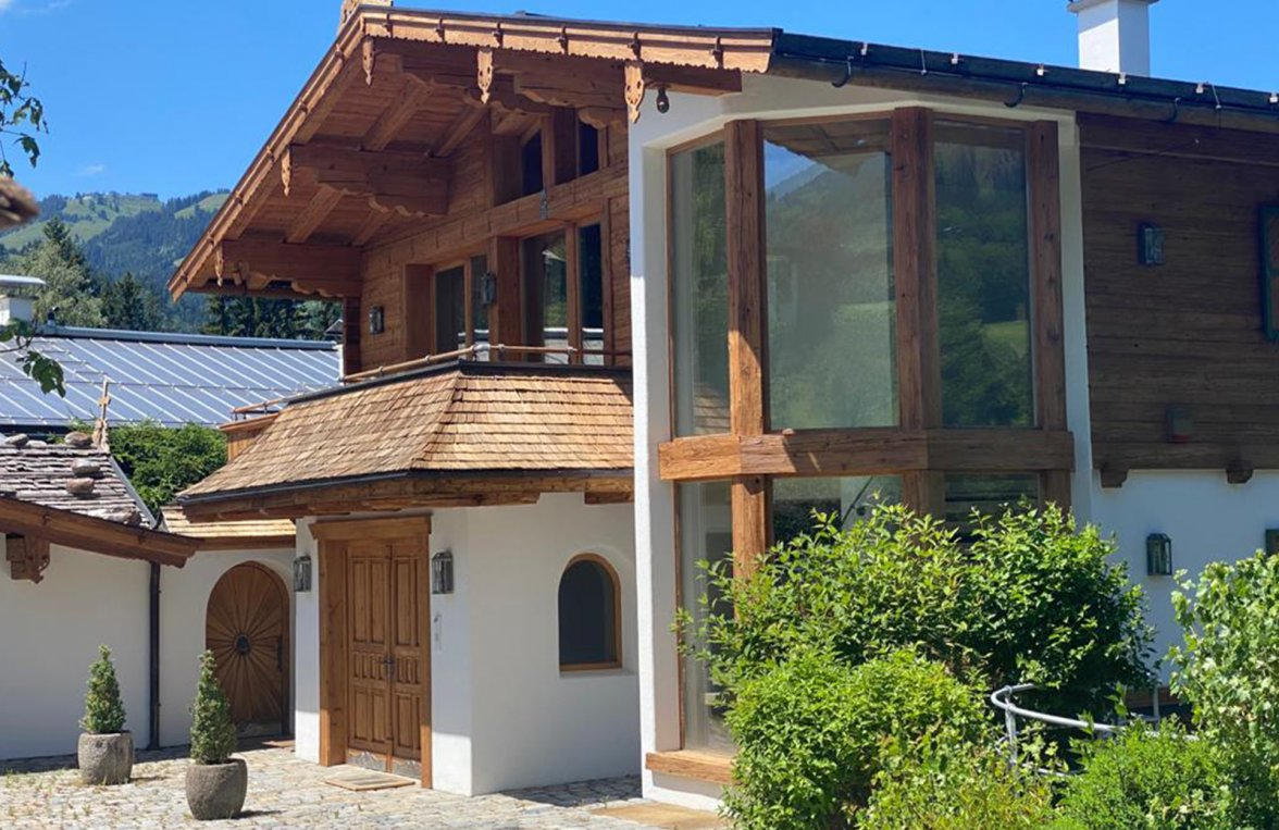 Property in 6370  Kitzbühel: PRIME LOCATION ON BICHLALM-Exclusive villa in panoramic position - picture 5