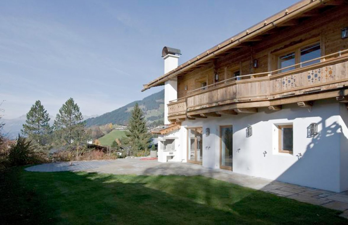 Property in 6370  Kitzbühel: PRIME LOCATION ON BICHLALM-Exclusive villa in panoramic position - picture 3