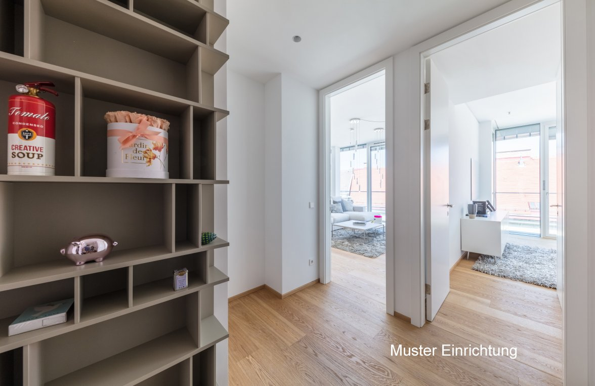 Property in 1030 Wien, 3. Bezirk: LIVING CULTURE OF THE EXTRA CLASS: terrace jewel at its best - picture 4