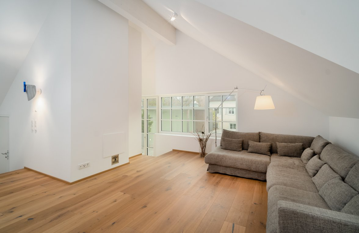 Property in 5020 Riedenburg/Maxglan - Salzburg: 127m² lifestyle with 80m² sun terrace in Maxglan - picture 2