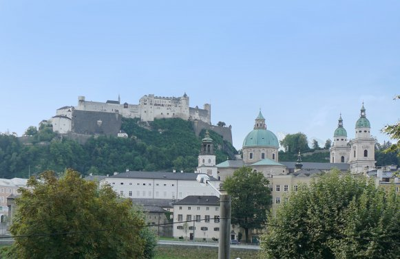 Property in 5020 Salzburg: PURE CITY LIFE! Large 2-room apartment in central city location!
