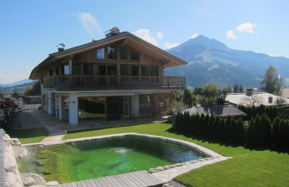 Property in 6380 St. Johann i. Tirol: Luxurious residence with secondary residence dedication