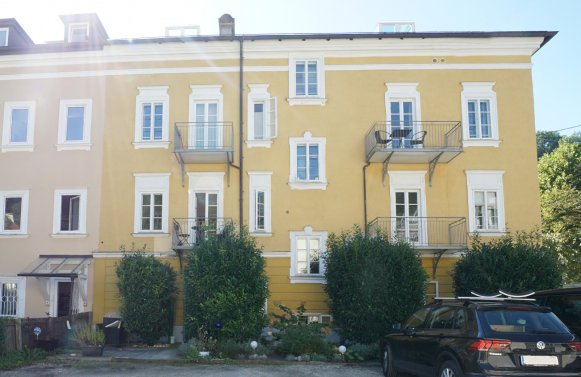 Property in 5020 Salzburg  : At the Neutor - stylish loft apartment in turn of the century villa!