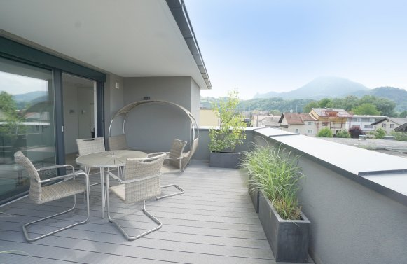 Property in 5020 Salzburg: Panoramic penthouse living