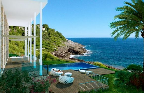 Property in 07589  Provensals: Mallorca: You are sure to enjoy the sunset in this dream villa