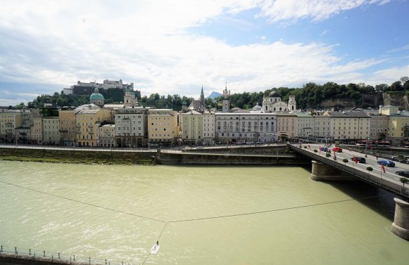 Property in 5020 Altstadt Salzburg: Heaven over Salzburg! Enjoy hours of sunshine in absolute residential rarity