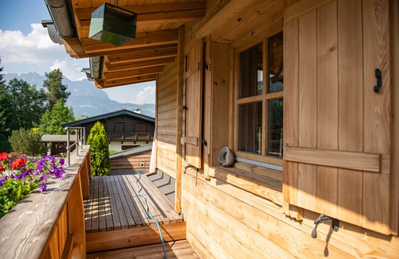 Property in 6370 Reith bei Kitzbühel: Unobstructed view in the leisure residence! penthouse apartment with XXL terrace