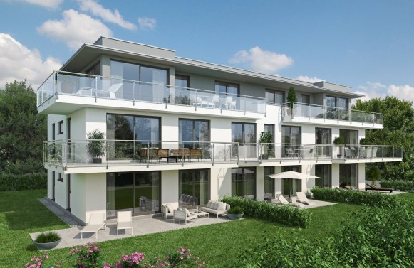 Property in 5020 Salzburg: Finishing straight towards your own home! Newly-built terrace apartments in green
