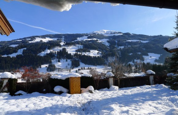 Property in 6373 Jochberg: SKI-IN/SKI- OUT country house with indoor pool and garden