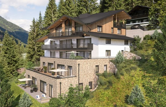 Property in 5541 Zauchensee - Salzburger Sportwelt Amade: Alpine chic RE-staged! SECOND RESIDENCE PROPERTY in Zauchensee!