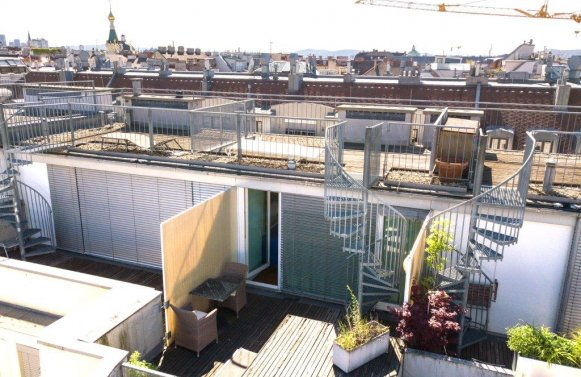 Property in 1030 Wien, 3. Bezirk: Arrived at home ... When living quality becomes a quality of life