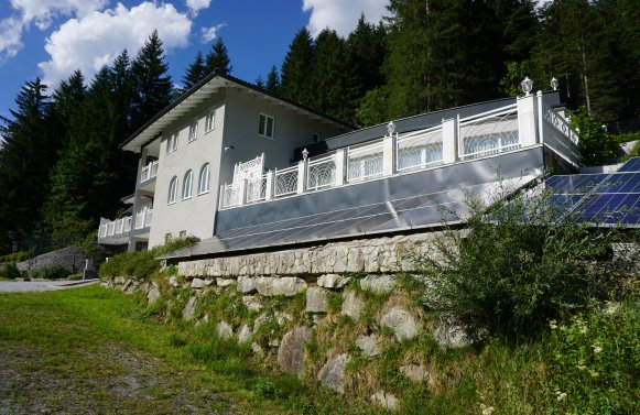 Property in 5640  Bad Gastein: Panoramic house with superb view and classy wellness area