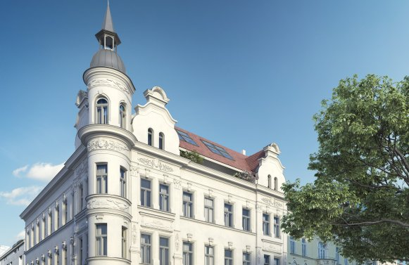 Property in 1180 Wien, 18. Bezirk: Fantastic old building apartment with charm in the 18th district!