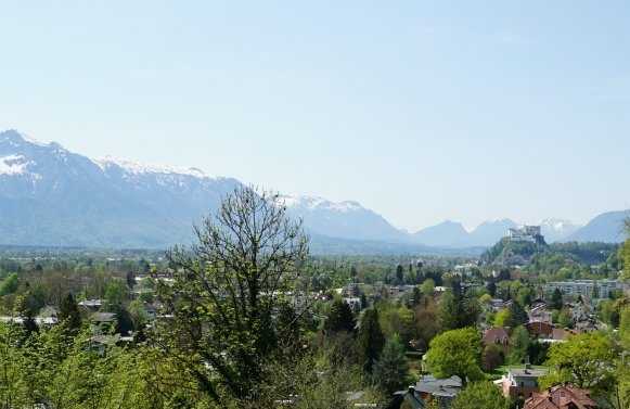 Property in 5020 Salzburg: unobstructed panoramic location with breathtaking enjoyment views!