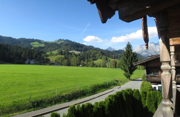 Property in 6370  Reith bei Kitzbühel: Tyrolean country house for individualists
