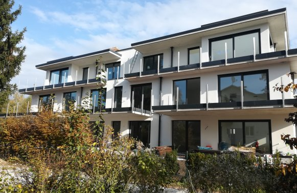 Property in 5020 Salzburg: Spring Awakening! 2-room garden apartment at the foot of the Plainberg!