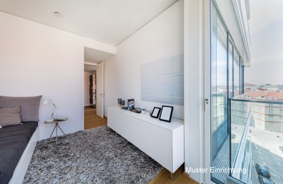 Property in 1030 Wien, 3. Bezirk: LIVING CULTURE OF THE EXTRA CLASS: terrace jewel at its best