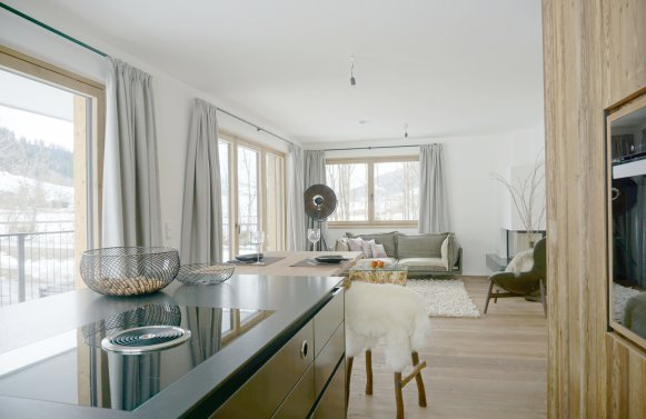 Property in 6370 Kitzbühel: 3-room apartment - near Schwarzsee golf club!
