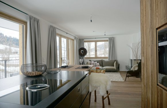 Property in 6370 Kitzbühel:  new penthouse near Lake Schwarzsee
