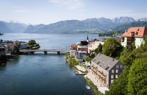 Property in 4810 Gmunden - am Traunsee: Your very own place to reenergize on the Lake Traunsee.