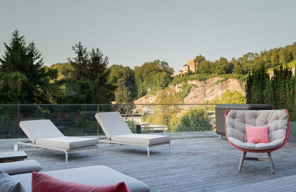 Property in 5020 Salzburg: No. 1 PENTHOUSE of the CITY OF SALZBURG - Hariri-Hariri Architecture
