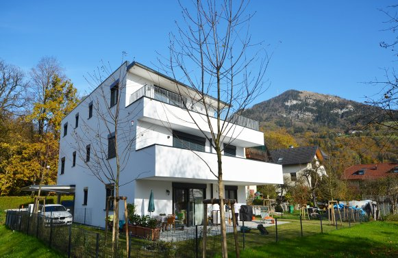 Property in 5020 Salzburg: RESIDENTIAL VALUE AT PARSCH - A charming penthouse flair for the discerning!