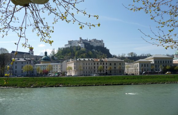 Property in 5020 Salzburg: TRIPLEX-MAISONETTE DELUXE! FIRST CLASS with fortress view