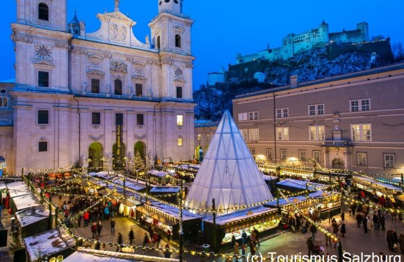 Property in 5020 Salzburg: Living in a central location only a few minutes to the Christmas market