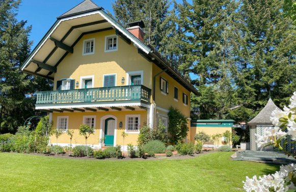 Property in 5061 Salzburg Süd: Enchanting retreat in a charming country house style at the southern city gate