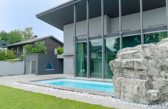Property in 5020 Salzburg - Aigen: Living in the best company Villa with pool and XL sun deck