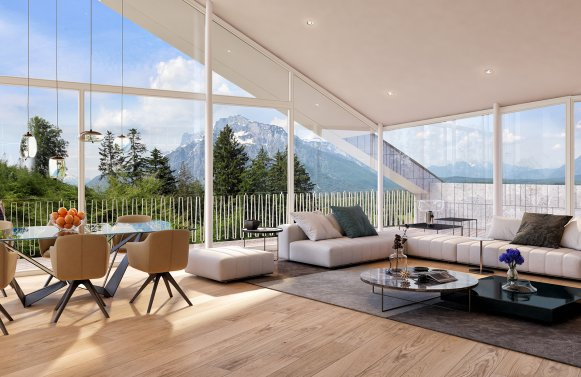 Property in 5061 Salzburg Süd: Place to be! New building project with perfect views in a prime location
