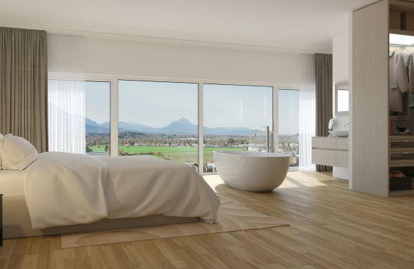 Property in 5061 Salzburg Süd: Shooting star! New building project with perfect views in a premium location