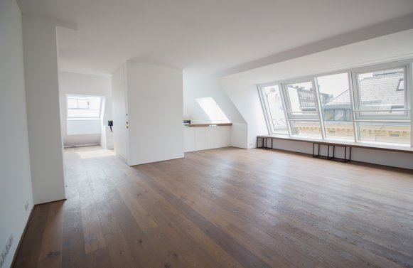 Property in 1040 Wien, 4. Bezirk: WANT TO ENJOY BRIGHT AND SUNNY PENTHOUSE LIVING?