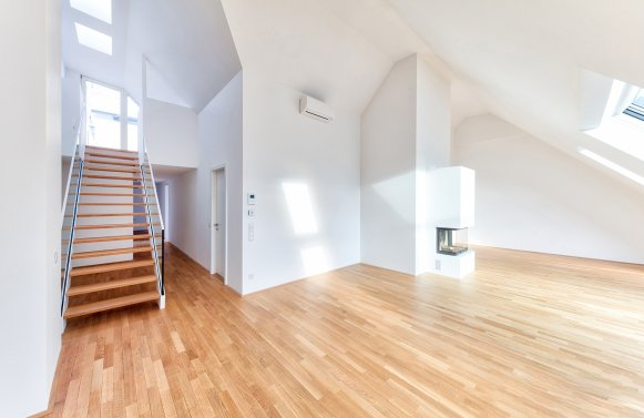 Property in 1010 Wien, 1. Bezirk: DELUXE CITY LIVING WITH VIEWS: Cosy roof-terrace apartment